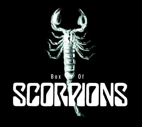 Box of Scorpions by Hip-O Records