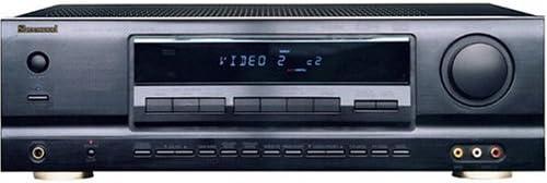 Sherwood RD-6105 500-Watt 5.1-Channel Audio Video Receiver, Black