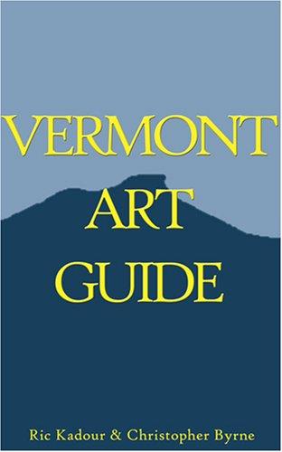 Download Vermont Art Guide PDF