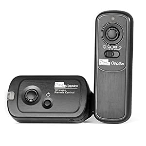 PIXEL 2.4GHz Pro Wireless Shutter Release Remote Control TW221 for Digital Cameras