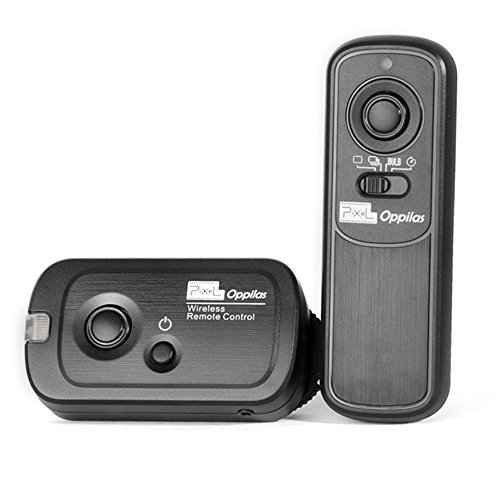 Pixel 2.4GHz Digital Wireless Remote Shutter Release UC1 for Olympus OM-D, Pen, Pen-F, E30, E400 and E510 Series Cameras, Replaces Olympus RM-UC1