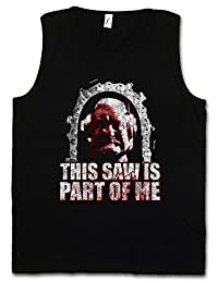 BUZZSAW TANK TOP VEST – Running Chainsaw Man This Saw is part of me