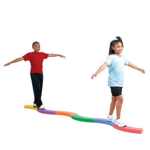 BSN Gymnastics Curve-A-Beam by BSN Sports