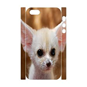 C-Y-F-CASE DIY Design Cute Fox Pattern Phone Case for iPhone 5,5S by lolosakes