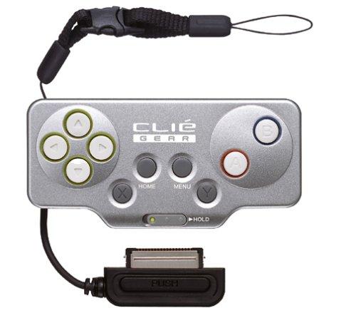 Sony PEGA-GC10 Game Controller for PEG-NX, NR, T, SJ, SL (Sony Clie Case)