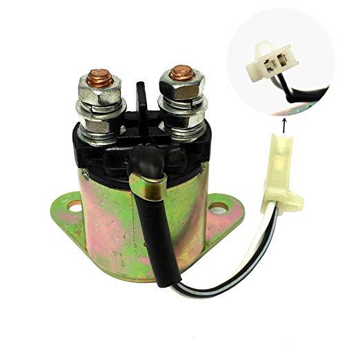 POWER PRODUCTS Starter Motor Solenoid for A-ipower SUA9000E SUA10000EC SUA12000E Gas Generator
