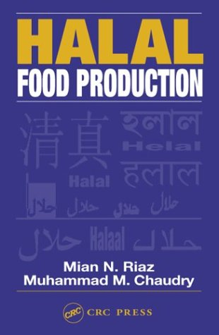 Halal Food Production Pdf