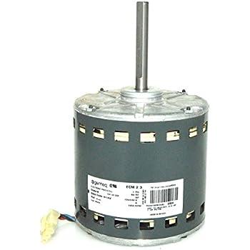 Trane ge genteq 3 4 1 hp ecm furnace blower motor 5458 for Trane blower motor module
