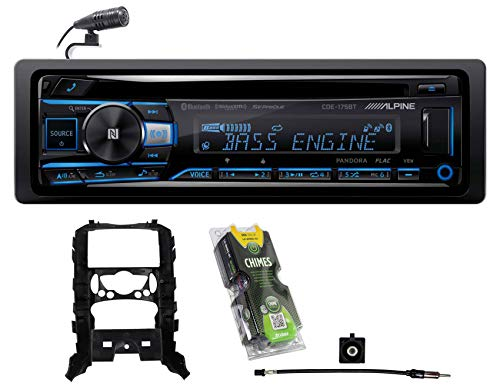 Alpine Bluetooth CD Player USB/AUX SiriusXM for 2007-2010 Mini Cooper