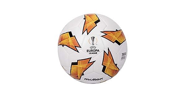 Amazon com : Molten Official Europa League Hybrid PU