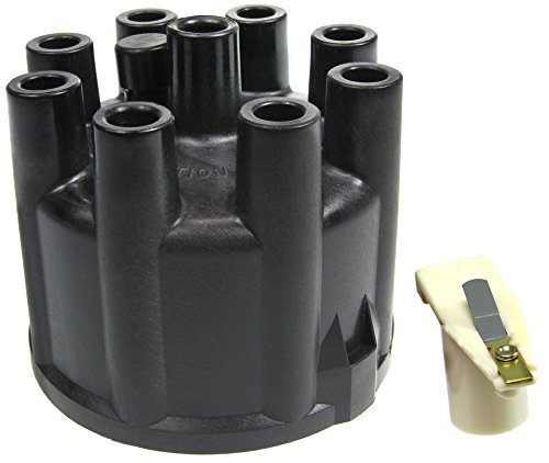 WVE by NTK 3D1072 Distributor Cap and Rotor Kit