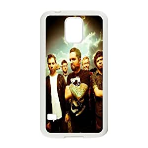 Clzpg DIY SamSung Galaxy S5 I9600 Case - A Day to Remember cell phone case