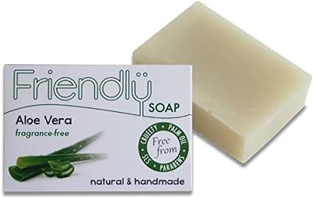 (Pack Of 12) Aloe Vera | FRIENDLY SOAP