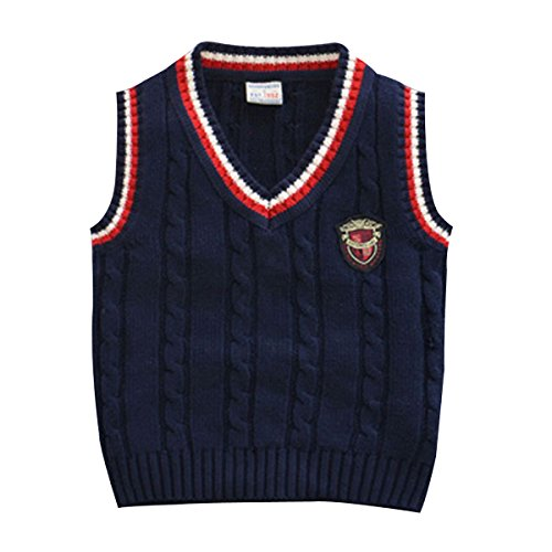 Sweater Toddler Cable Knit Pullover Uniform product image