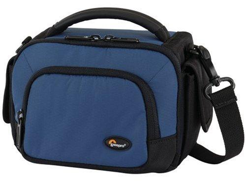 - Lowepro Clips 110 Shoulder Bag for Digital Camcorder (Arctic Blue)