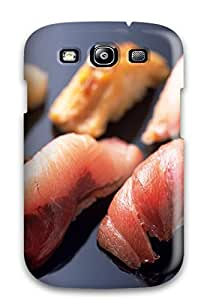 Flexible Tpu Back Case Cover For Galaxy S3 - Japanese Fish