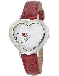 61cb9e766 Women's H3WL1007RD White Dial Watch · Hello Kitty
