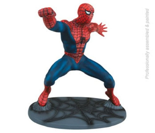 Round 2 Spider-Man Model Kit - Man Model Spider