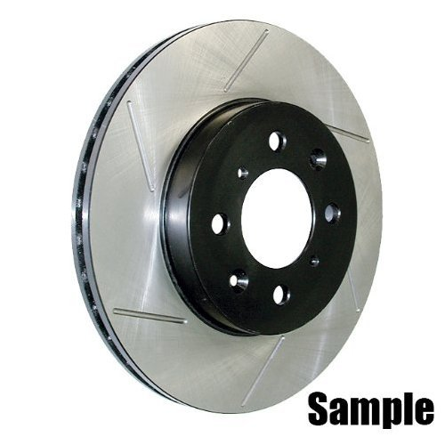 Power Slot 126.39007CSR Slotted Brake Rotor