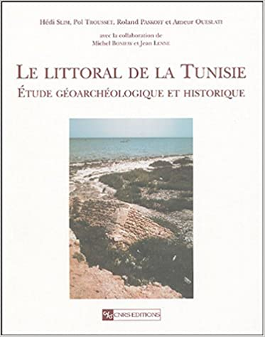 littoral Tunisie Etude