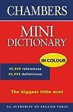 Chambers Mini Dictionary, , 0550100121