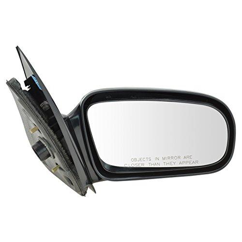 Manual Side View Mirror Passenger Right RH for Cavalier Sunfire 4 Door Sedan