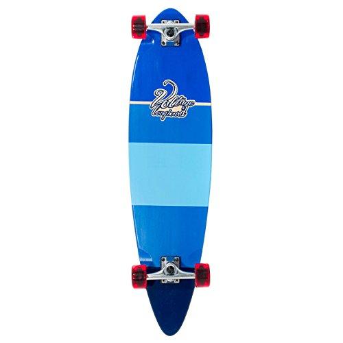 Votage – Stubby Pintail Bleu – Longboard 96,5 cm