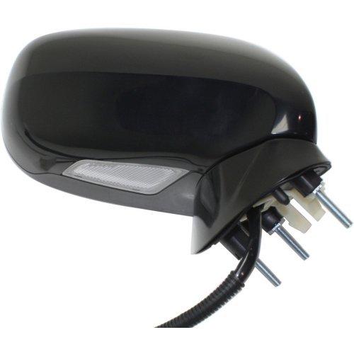 Kool Vue LX24ER Mirror for LEXUS IS250/IS350 06-08 RH Pwr Man Fldg Htd w/ Mem and Puddle Light PTM