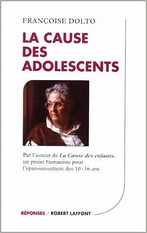 Download Online La cause des adolescents pdf, epub
