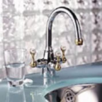 Amazon.com: Franke : Triflow Series TFB309 Bath Faucet: Kitchen & Dining