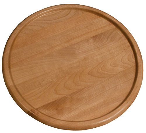 Catskill Craftsmen Wood Lazy Susan with Lip ()