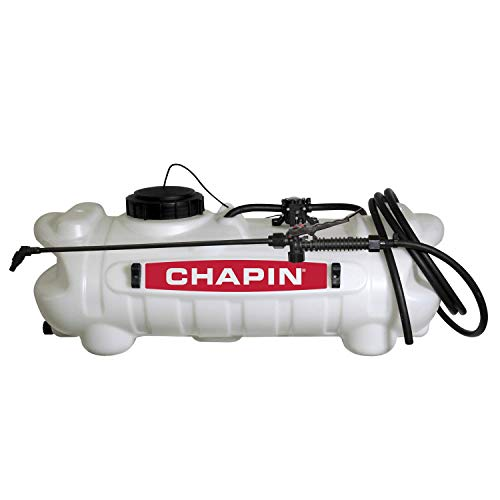 Chapin 97200 15-Gallon, 12-Volt EZ Mount Fertilizer, Herbicide and Pesticide Spot Sprayer, 15-Gallon (1 Sprayer/Package) (Pack of 5)