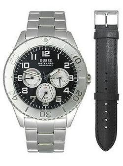 Guess Multi Function Free Band Set Mens Watch - G95419G