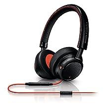 Philips Fidelio M1 - Black/Orange