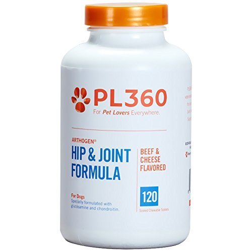 PL360 Hip & Joint Support for Dogs, Arthogen, 120ct by PL360 -