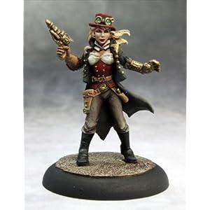 Belle, Steampunk Heroine – Reaper 50280 by Reaper