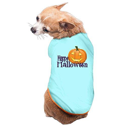 Cute Happy Halloween Dog Hoodies Design -