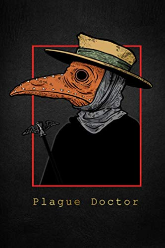Halloween Costume Ideas Black Robe (Plague Doctor: Steampunk 6x9