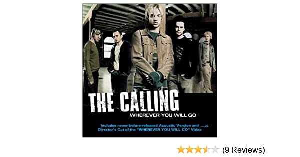 cd the calling wherever you will go
