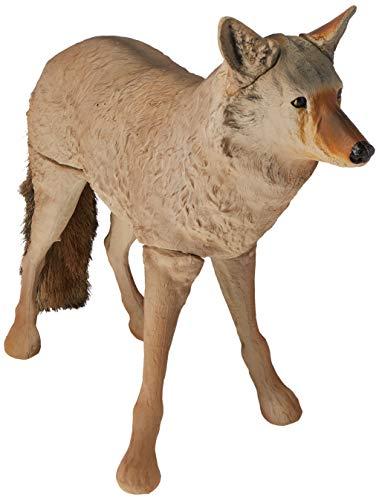 Flambeau Outdoors 5985MS-1 Lone Howler Coyote Decoy (Predator Gear)