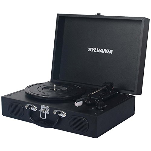 Curtis Sylvania STT102USB Portable USB Encoding Turntable...