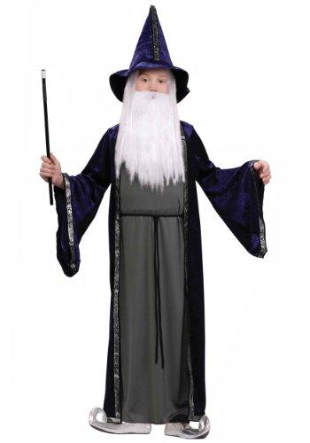[Wizard Kids Costume] (Wizard Kids Costumes)