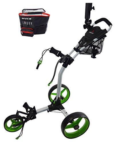 Paragon-3-wheelie-Push-Pull-Folding-3-Wheel-Golf-Push-Pull-Cart-Free-Cooler-Bag