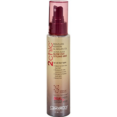 Giovanni Cosmetics 2chic Ultra-Sleek Blow Out Styling Mist B