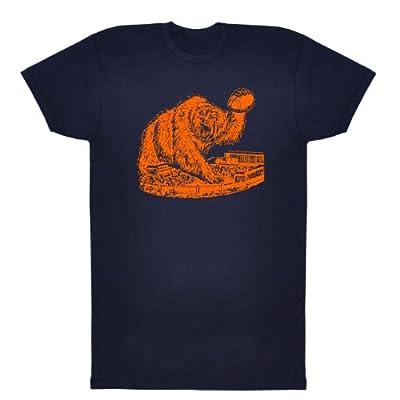 Strange Cargo Men's Where the Bears Roam T-shirt Parody