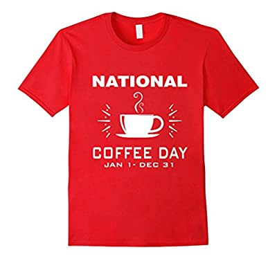 Funny T-Shirt For Coffee Lover. Gift For Coffee Makers