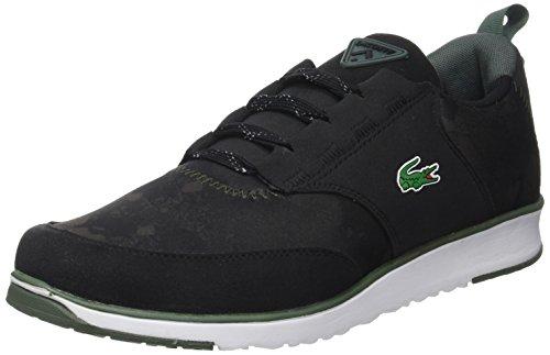 Lacoste L.Ight, Sneaker Uomo Nero (Blk/Grn)