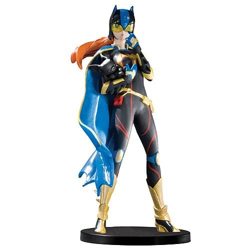 DC Direct AmeComi Heroine Series 1 Mini PVC Figure Batgirl