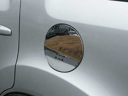 PILOT 2009-2015 HONDA (1 Pc: Stainless Steel Fuel/Gas Door Cover Accent Trim, 4-door, SUV) GC29260:QAA (Cover Stainless Gas)
