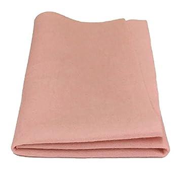 100% Merino Wool Craft Felt -PETAL (18' x 18' piece)